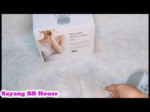 Sayang BB House Wireless Breast Pump