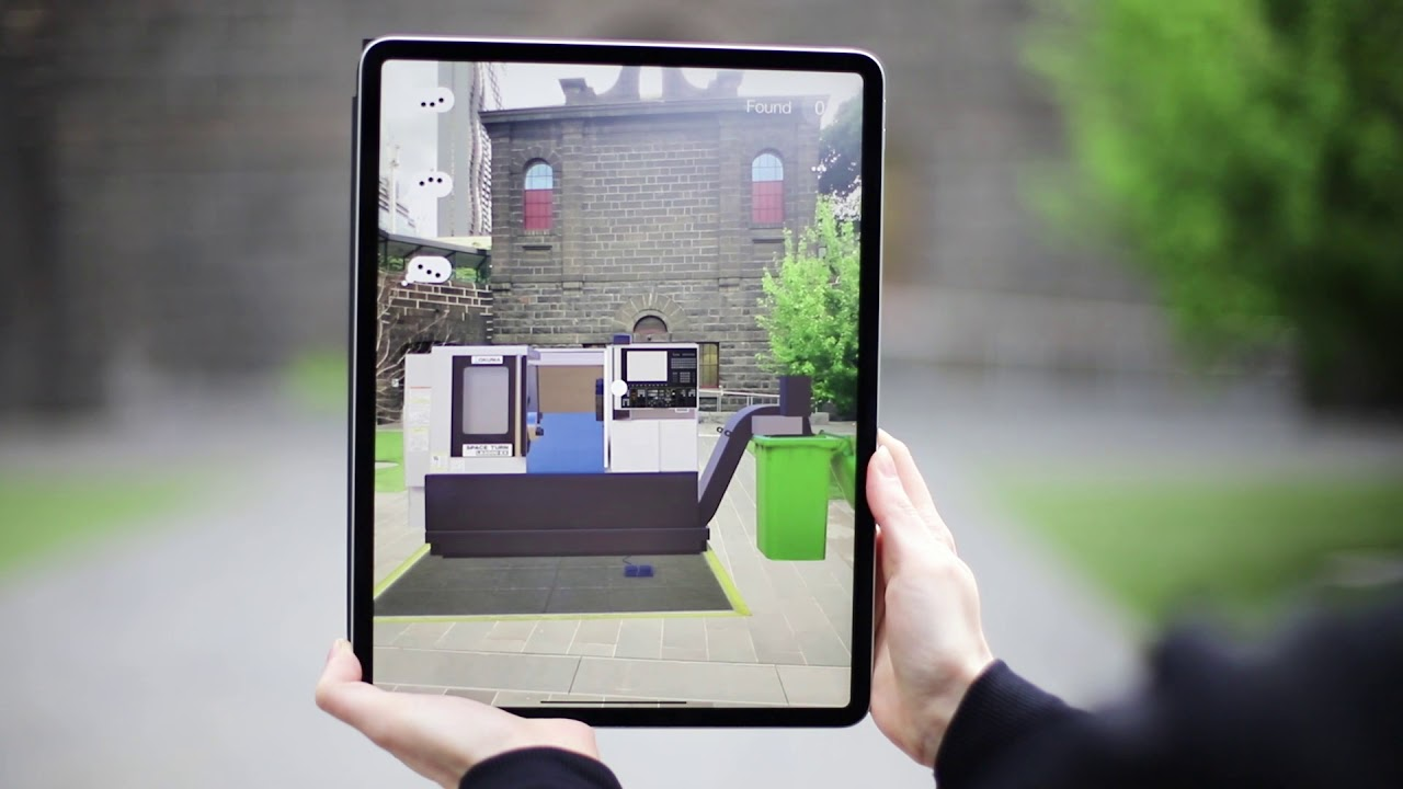 XR LearnHub Augmented Reality App - YouTube