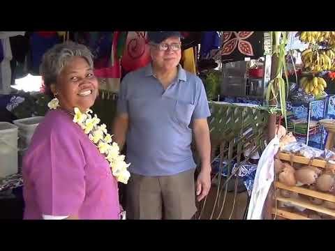 """Taku Malaga Ko Logomuna"" Talofa Trade Fair Tuvalu Part 2"
