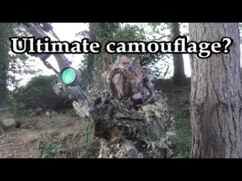 7de6ece42dc6c 3D Leaf Suit from Outerdo - Test and Review......Best Camouflage ...