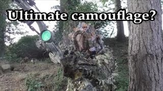 3D Leaf Suit from Outerdo - Test and Review......Best Camouflage?
