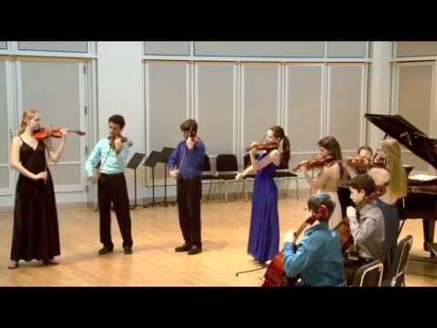 Indiana University JSoM String Academy Virtuosi