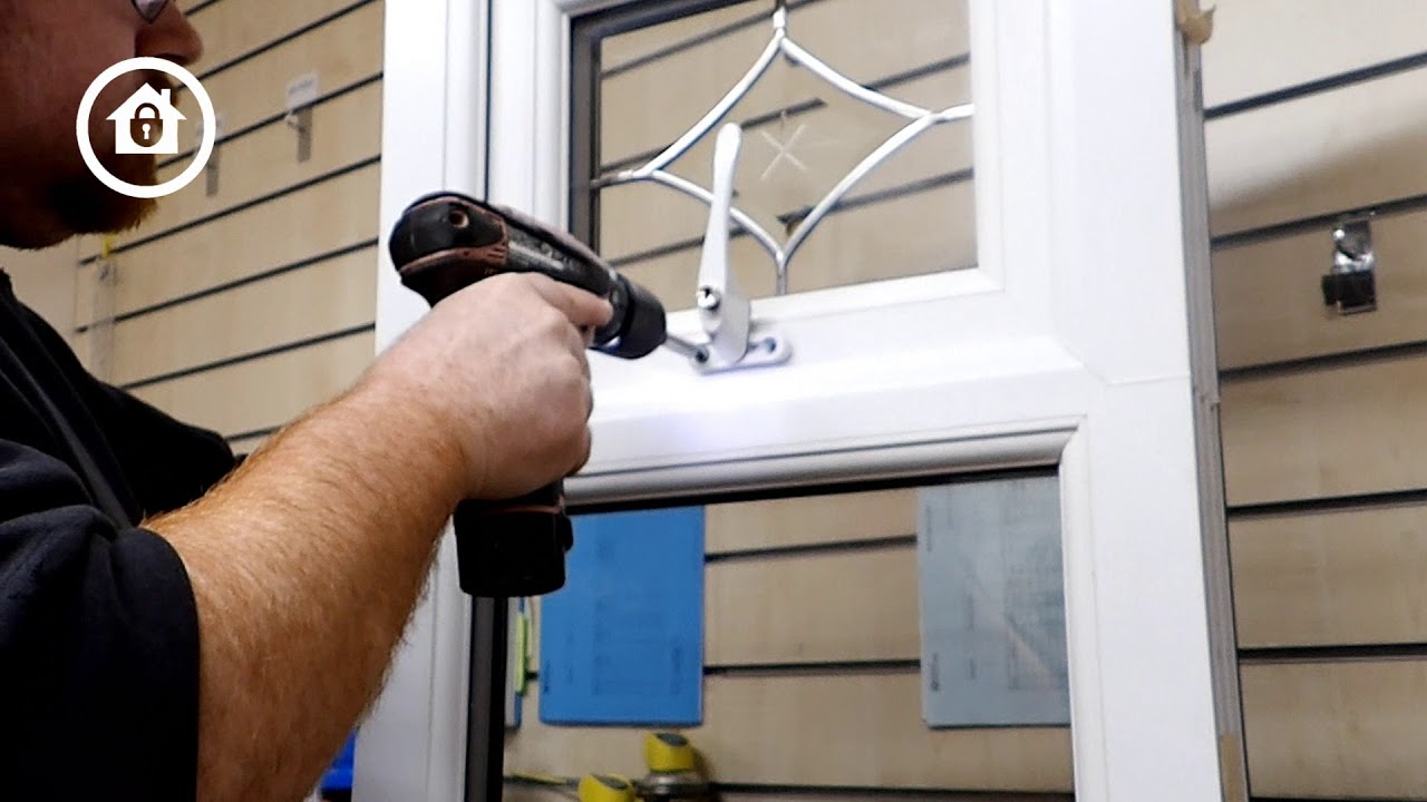 how to replace glass in upvc windows