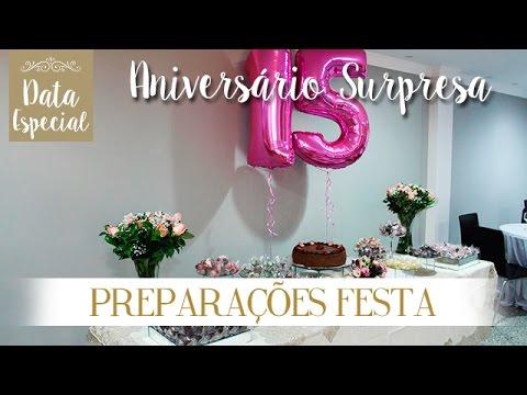 Festa Surpresa de 15 anos
