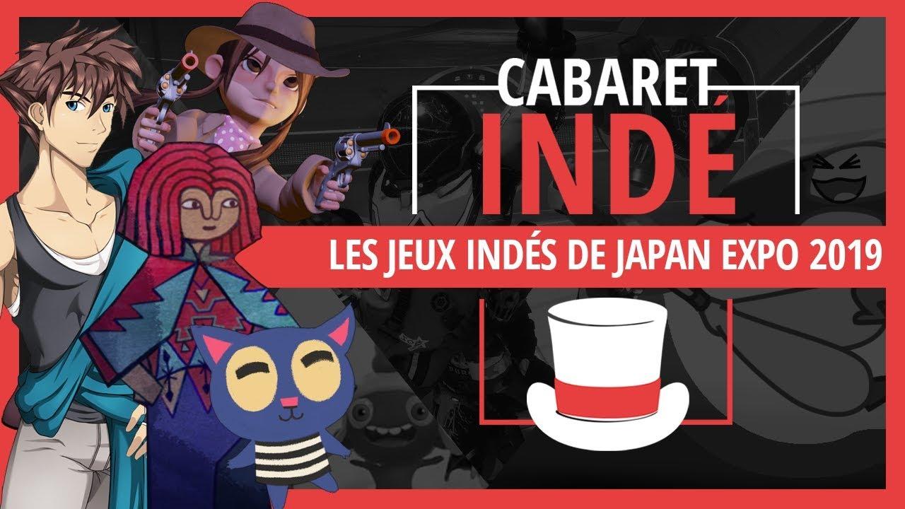 Les jeux indés de Japan Expo 2019 | Cabaret indé
