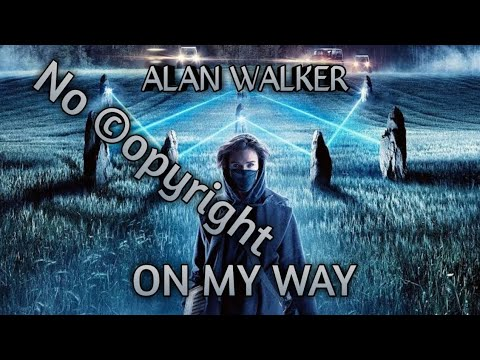 Alan Walker On My Way Feat Sabrina Carpenter , Farruko, K-391, Rock Version