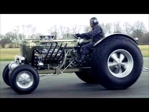 ardbeg hot rod tractor - youtube hot rod tractor wiring hot rod ignition wiring diagram with fuse #11