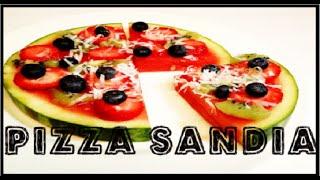 Pizza De Sandia (De Frutas)  | CatLike Thumbnail
