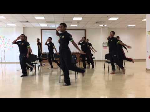 Chicken Kuk Doo Koo Choreography