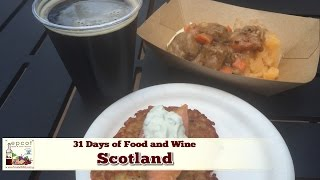 Scotland - Day 30 of Epcot's Food & Wine Festival 2016