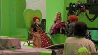 Download Alice In Wonderland-Behind the Scenes Mp3 and Videos