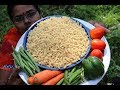 Cooking Simple Tomato Pasta Recipe / Village Style Veg Pasta / Food Money Food