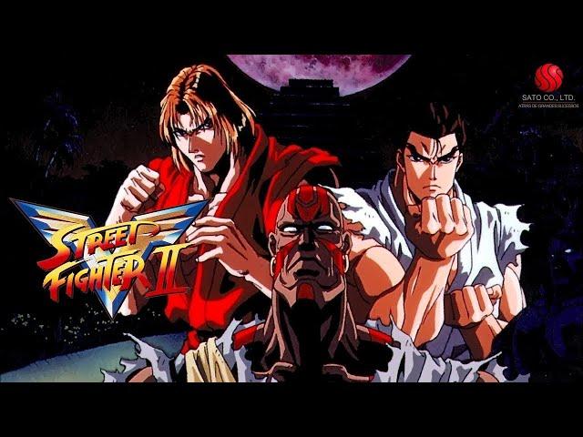 Street Fighter 2 Victory - Episódio 6 - Aparência da técnica secreta