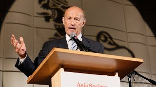 2019 Annual Gala: Stan Kasten Accepts U.S.-Asia Sports Visionaries Award