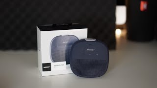 Bose Soundlink Micro - Unboxing and first impressions...