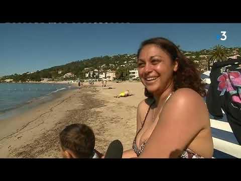 Le Soleil Est De Retour Sur La Côte D'Azur