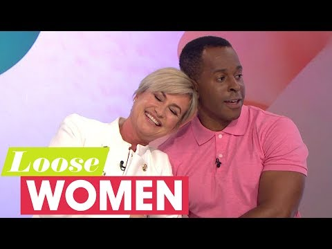 Live & Kicking's Emma Forbes and Andi Peters Reunite! | Loose Women