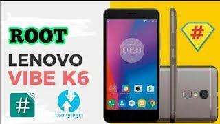 COMO FAZER ROOT LENOVO VIBE K6/K6 PLUS/k6 NOTE ANDROID 6.0/7.0 SEM ERROS VÍDEO ATUALIZADO 2018