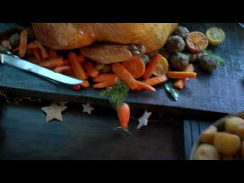 Aldi Weihnachtswerbung - Kevin The Carrot