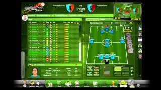 Goal United - online fotbalový manažer
