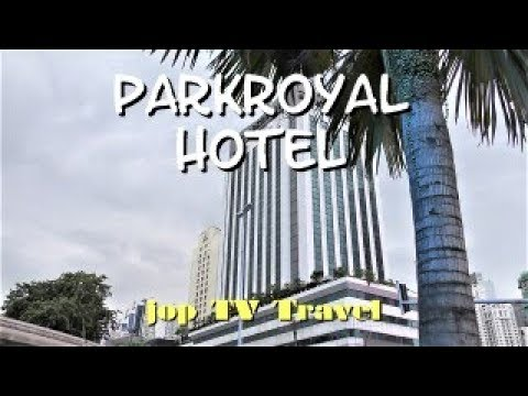 Visit To The Parkroyal Hotel In Kuala Lumpur (Kuala Lumpur) Malaysia Jop TV Travel