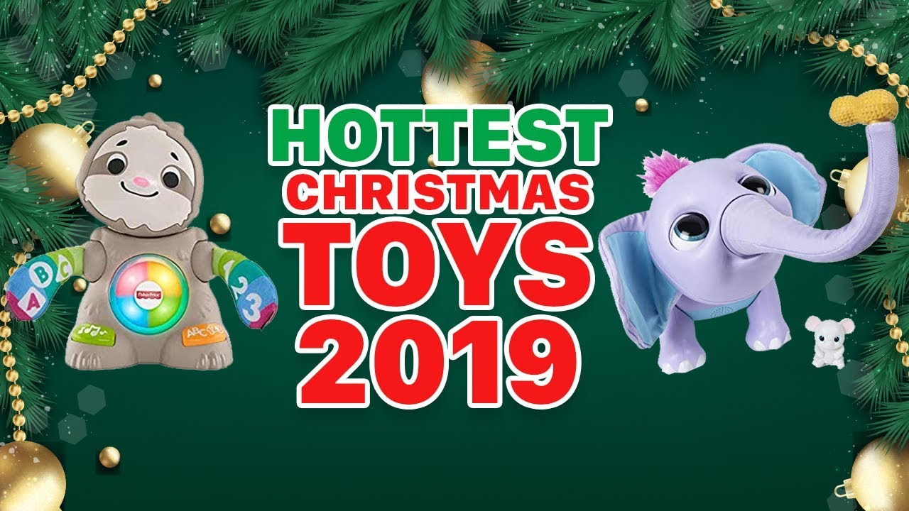 Top Toys For Christmas 2019 Youtube