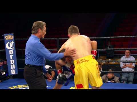 Conrad Cummings vs Oscar Riojas 18/07/15