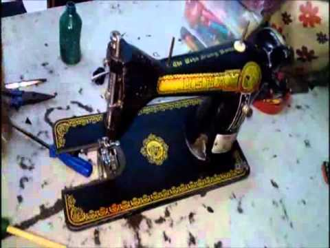 How To Repair Sewing Machine When It Got Stuck YouTube Impressive Fix Sewing Machine Repairs