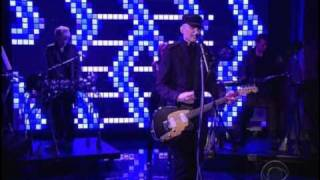 Billy Corgan - Mina Loy (on The Late Show with David Letterman)