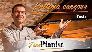 Play L'ultima Canzone For Voice & Pianoorchestra