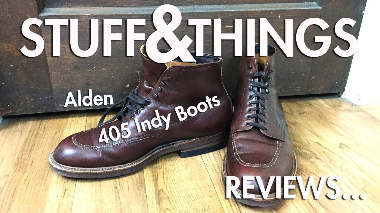 8bd769d1fa2 Review: Alden 405