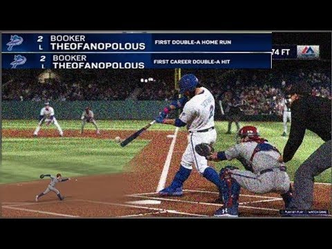 LEFTY SHORTSTOP??? + HITTING BOMBS! - MLB 17 the Show Road to the Show