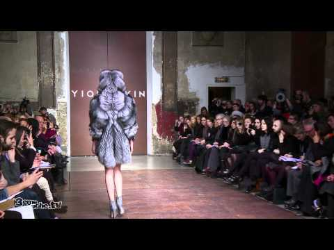 Yiqing Yin - Paris Fashion Week - Printemps Ete 2012