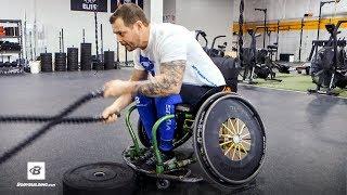 Adaptive Workout Challenge | Jedidiah Snelson