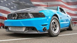 Now THIS is a Bachelor Party - 1400hp RACING!