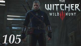 The Witcher 3 Wild Hunt Прохождение Серия 106 (Избранник Богов)