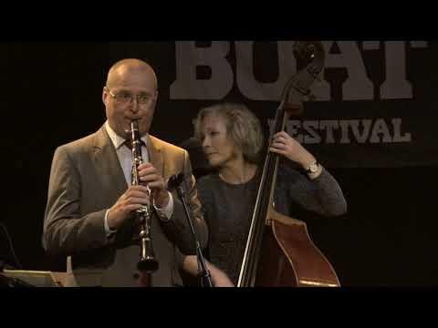 Lyden af Østjylland - International Hot Jazz Quartet + 2