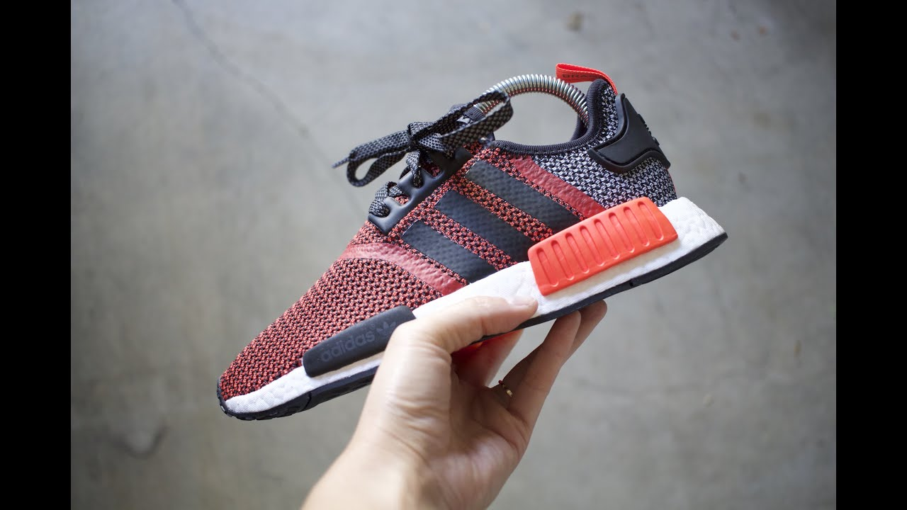Bedwin & The Heartbreakers x Adidas NMD R1 Black Release Links