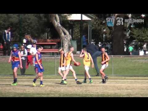 U12 East   St Pauls McKinnon vs East Sandringham