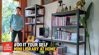 88# Do It Your Self!  Instagramable Mini Library At Home