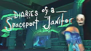 Un jeu VRAIMENT perché ! - Diaries of a Spaceport Janitor [indepixels] - gameplay fr