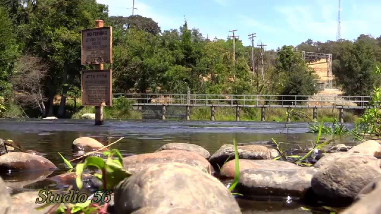 Mokelumne river fish hatchery youtube for Mokelumne river fishing