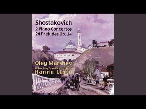 24 Preludes For Piano, Op. 34: No. 14 Adagio