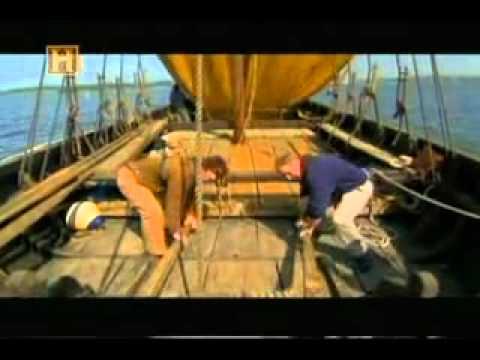 Os Vikings - Os Verdadeiros Conquistadores da America - Parte 1