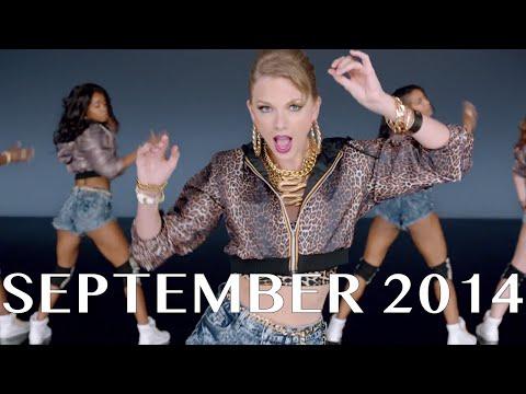 Top 50 Songs: September 2014 (9/13/14)