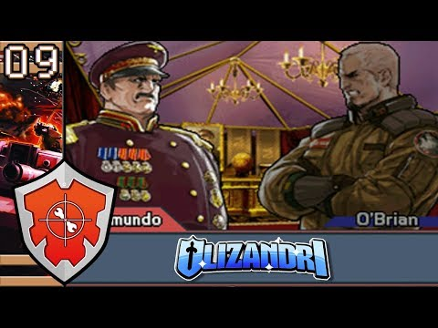 Advance Wars: Dark Conflict - History Of Hatred, The New Laurentian Army Ship Battle - Episode 9