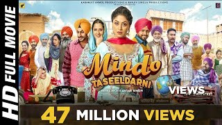 Mindo Taseeldarni Full Movie (HD) Karamjit Anmol | Kavita Kaushik | New Punjabi Movie 2019