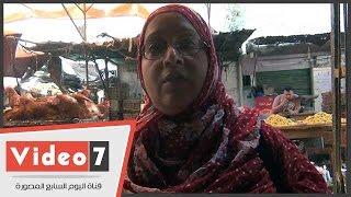 """ربة منزل تستغيث: """"مش عارفة آخد التموين بسبب الروتين والموظفين بيشتمونا"""""""