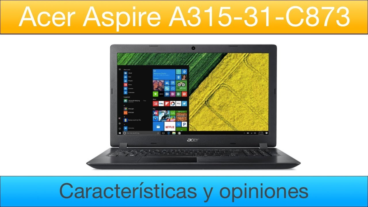 Download Drivers: Acer Aspire A315-31