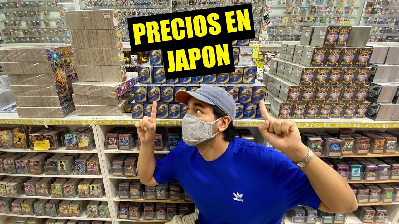 🔥 ESPECIAL CARTAS EN JAPON ! POKEMON, DRAGON BALL, YU GI OH etc , precios